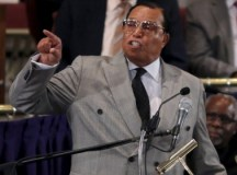 Nation of Islam leader Louis Farrakhan declares: White ...