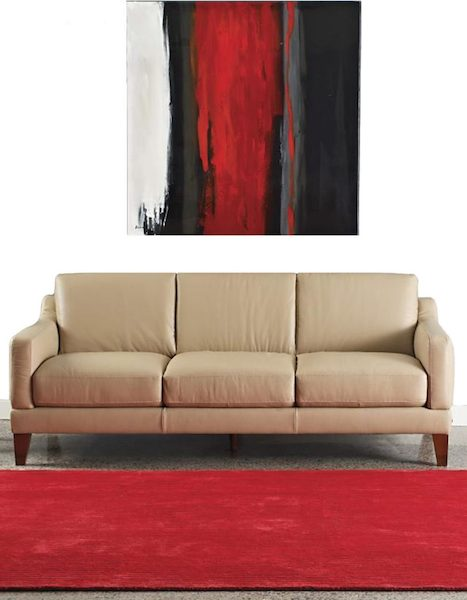 natuzzi editions naples leather sofa reviews best sofa 2017