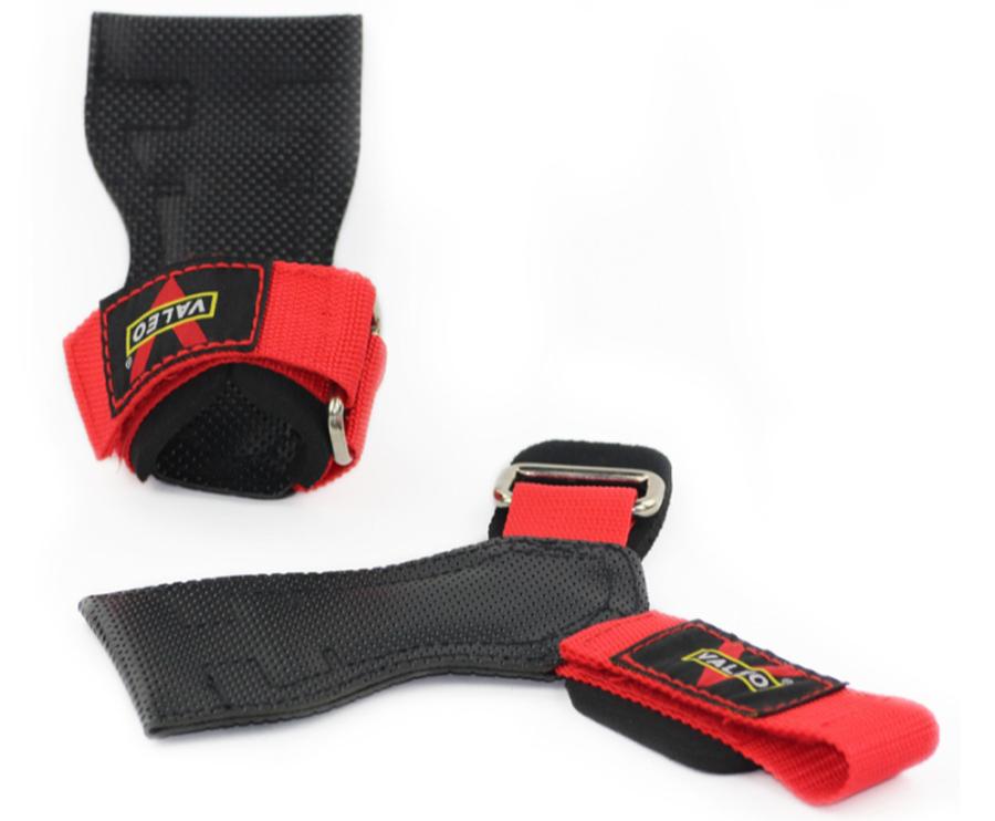 VALEO PU防滑重訓助力帶/拉力帶 黑色 - PChome 24h購物
