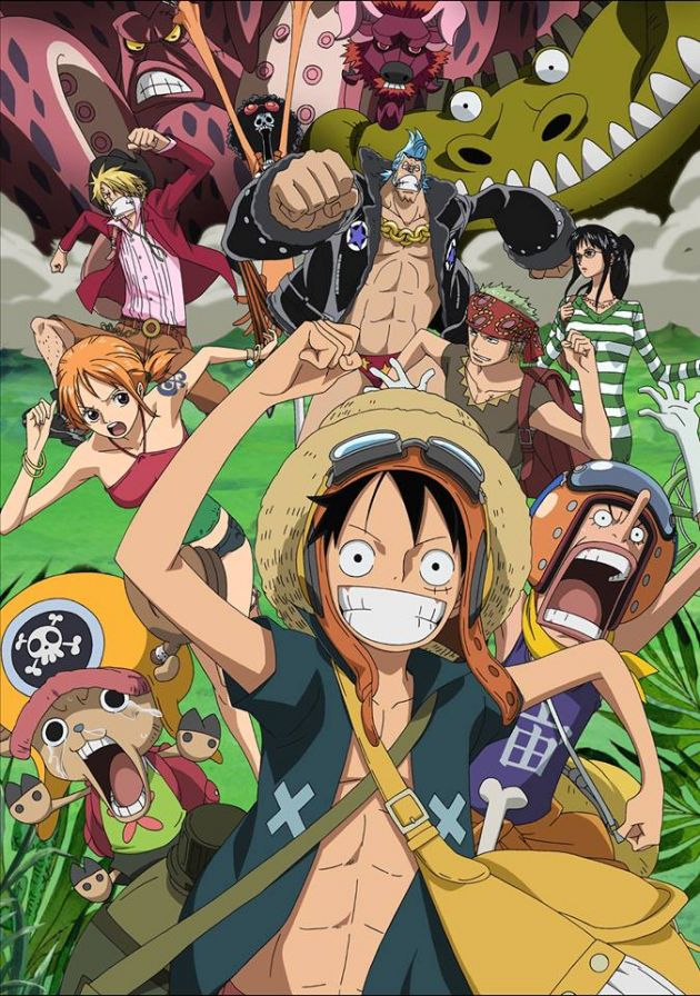 One Piece 836 Spoiler : piece, spoiler, Piece', Chapter, Spoilers,, News:, Blackmails, Jinbei;, Caesar, Trouble