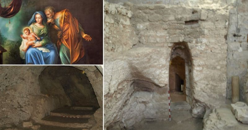 UK archeologist says 'strong case' house in Nazareth crypt was home to Jesus
