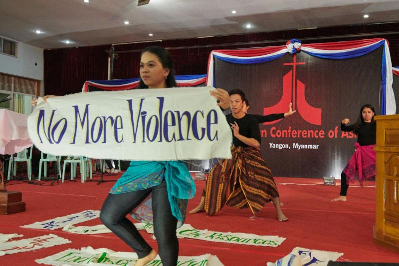 Regional and world church bodies urge respect for will of Myanmar people
