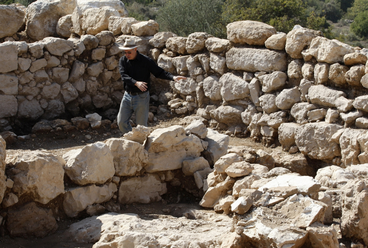 Church unearthed where Jesus said to tell Peter to establish Christianity