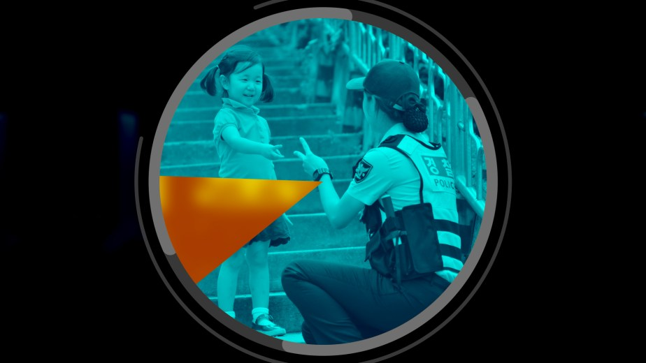 Managing Digital Evidence with IBM. Policing Balance.