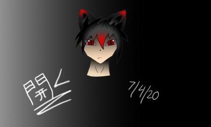 Anime wolf boy by DJFurryDude Fur Affinity [dot] net