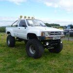 Jacked Up Toyota Pickup Anybody Want It By Husky101 Fur Affinity Dot Net