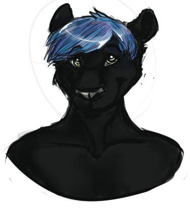 bust sketch for syles