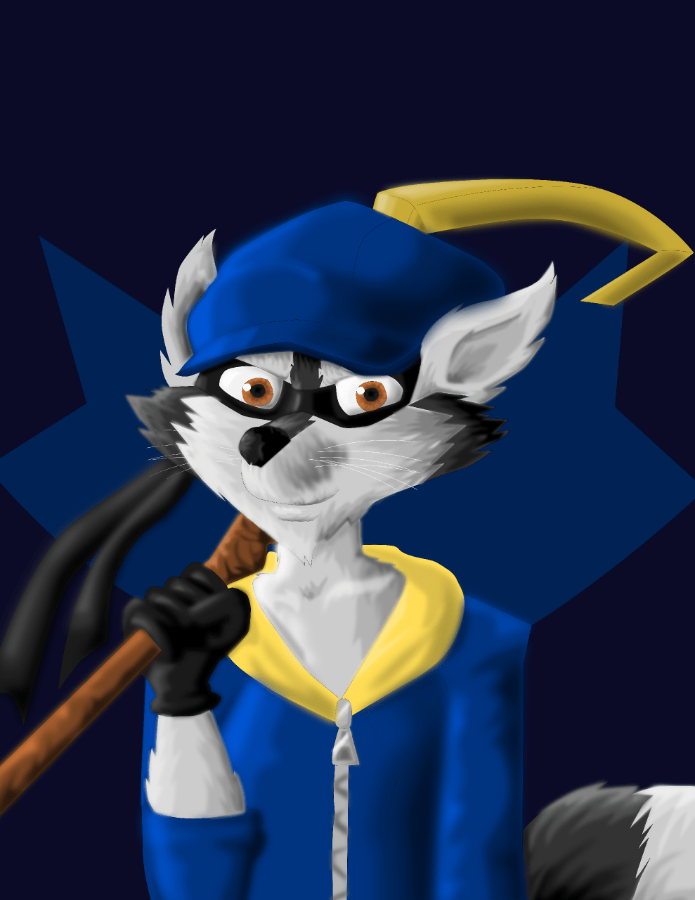 sly cooper movie version