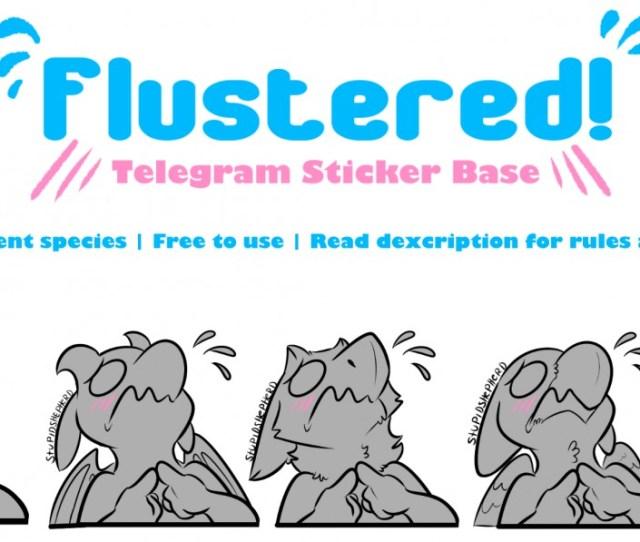 Free Telegram Sticker Base F Ered