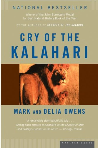 Cry of the Kalahari Summary and Analysis like SparkNotes