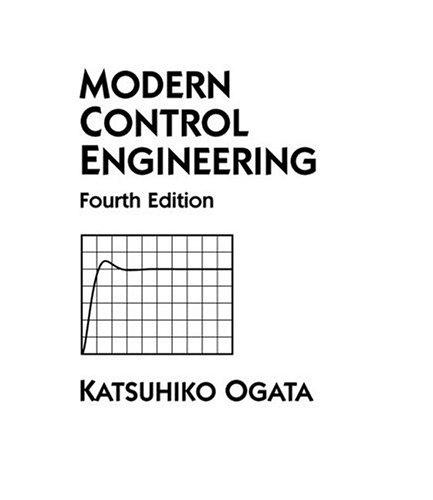 Modern Control Engineering by Katsuhiko Ogata — Reviews