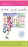 What a Girl Wants (Ashley Stockingdale, #1)