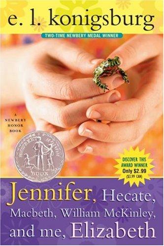 Jennifer, Hecate, Macbeth, William McKinley and Me, Elizabeth