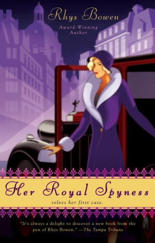 Her Royal Spyness by Rhys Bowen | Audiobook Review
