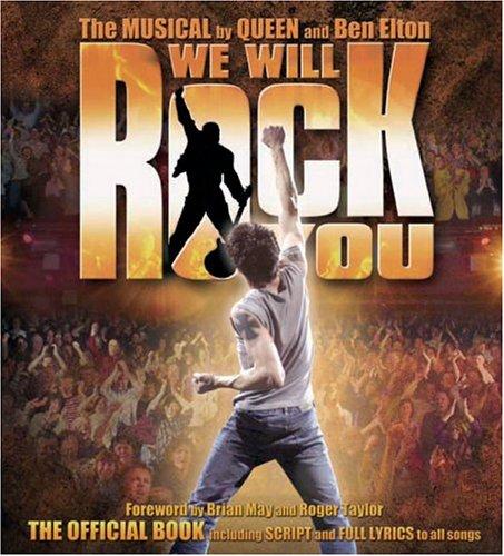 efsane we will rock you şarkısını dinle