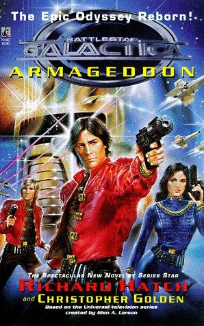 Armageddon (battlestar Galactica, #1) By Richard Hatch