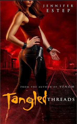 Tangled Threads (Elemental Assassin, #4)