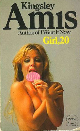 Salacious cover of the Panther paperback edition of Girl, 20