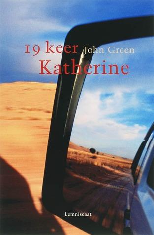 19 keer Katherine – John Green