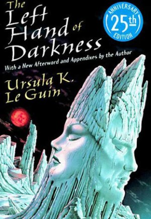 #Printcess review of The Left Hand of Darkness by Ursula K. LeGuin