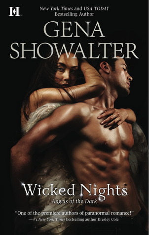 Wicked Nights by Gena Showalter novel cover