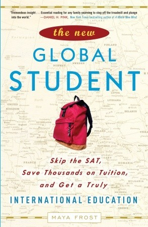 a new global student book about international education