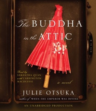 Audiobook Review: The Buddha in the Attic | The 1000th Voice Blog