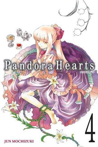 Pandora Hearts, #4