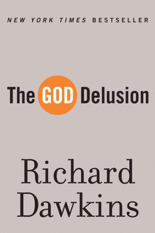 The God Delusion image via goodreads