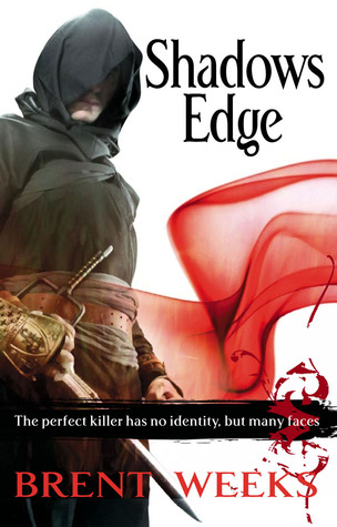Shadow's Edge Book Cover