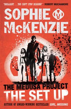 The Set-up (Medusa Project, #1)