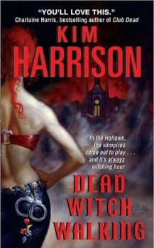 Dead Witch Walking (The Hollows, #1)