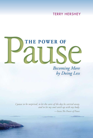book cover for The Power of Pause