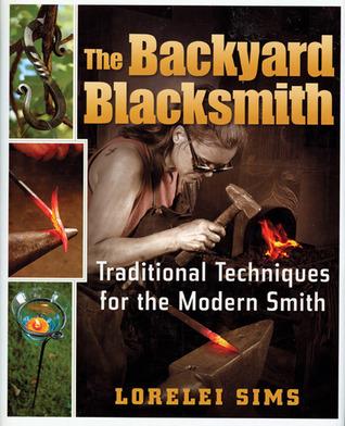 Blacksmithing Shelf
