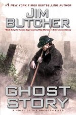 Book Review: Jim Butcher's Ghost Story