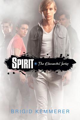 ARC Review: Spirit (Elemental #3.0)