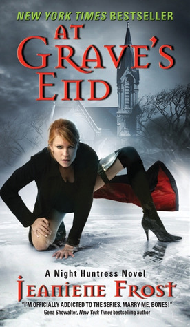 {Book Review} At Grave's End by Jeaniene Frost