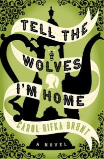 Tell the Wolves I'm Home by Carol Rifka Brunt. A wonderful, perfectly paced novel about a family's pain and growth. Full of quiet beauty. Via Diamonds in the Library.