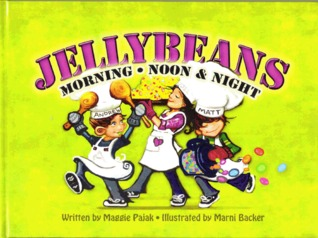 Jellybeans Morning, Noon & Night by Maggie Pajak