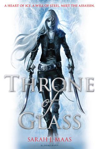 Throne of Glass (Throne of glass #1) – Sarah J. Maas