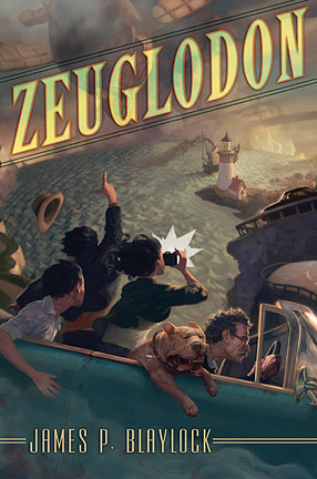 Zeuglodon: The True Adventures of Kathleen Perkins, Cryptozoologist