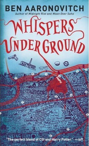 Book 3: WHISPERS UNDERGROUND