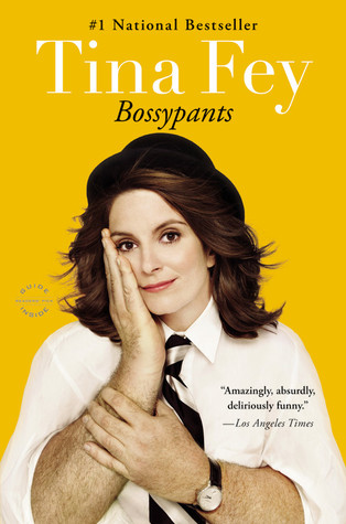 Teaser Tuesday: Bossypants by Tina Fey