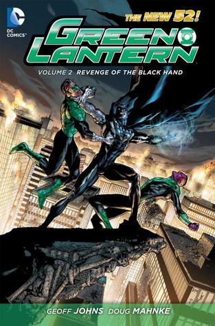 Green Lantern, Vol. 2: Revenge of the Black Hand