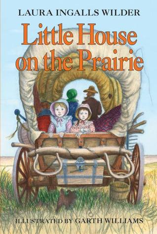 It's Monday! What I'm Reading! | Little House on the Prairie by Laura Ingalls Wilder | The 1000th Voice Blog
