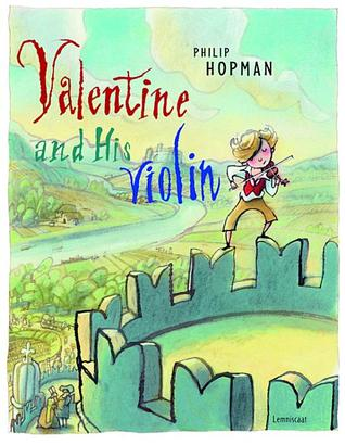 Valentine and His Violin cover art