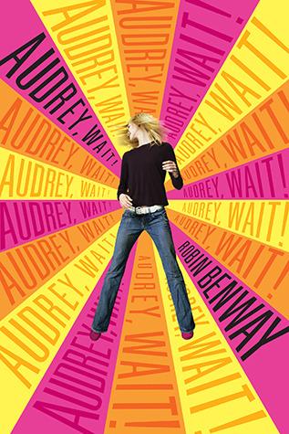 audrey, wait! cover