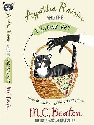 Agatha Raisin and the Vicious Vet (Agatha Raisin, #2)