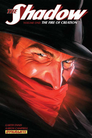 The Shadow, Vol. 1: The Fire of Creation