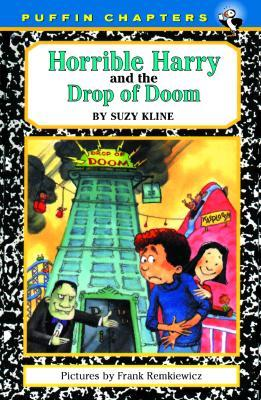 Book Cover for Horrible Harry and the Drop of Doom